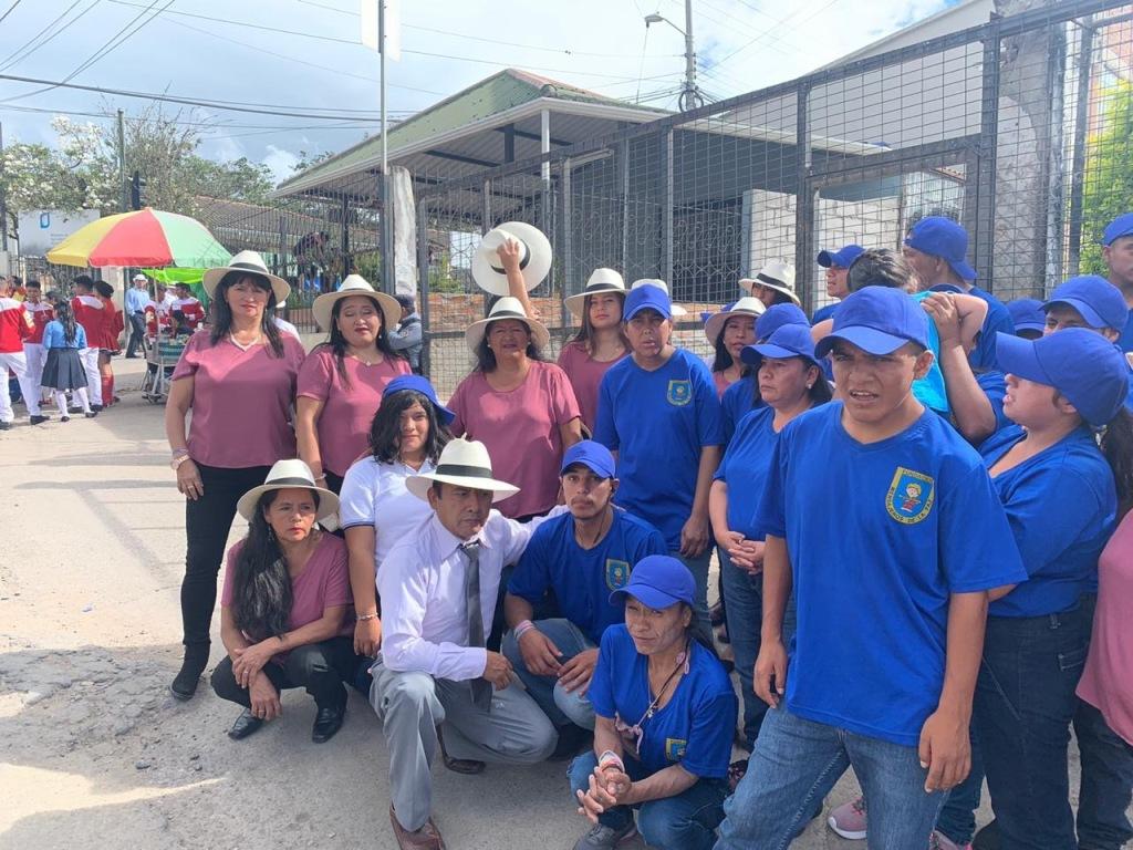 Beneficiarios Fundación Mensajeros de la Paz Ecuador